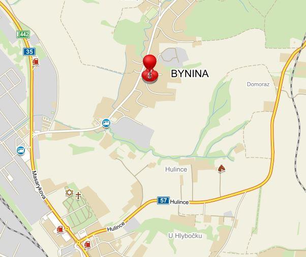 mapa - sídlo firmy